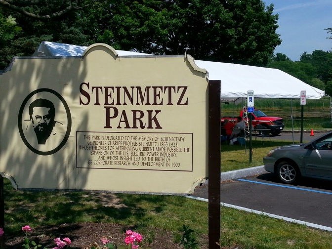 Goose Hill Celebrates Community Volunteers at Steinmetz Pavilion Ceremony